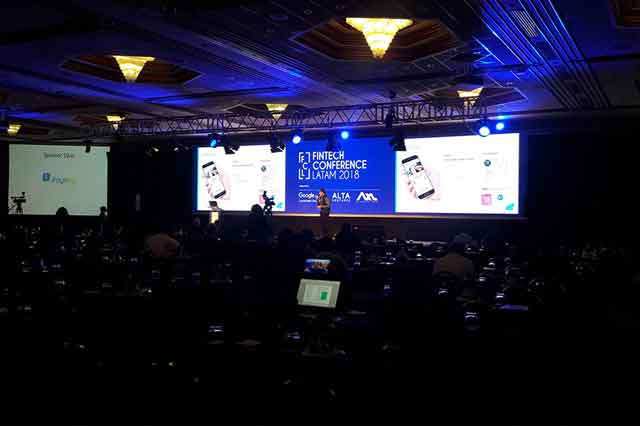 Evento FINTECH CONFERENCE LATAM 2018