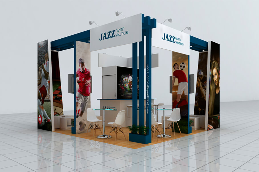 Stand Jazz Gaming Solutions